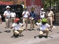 VIDEO: Polantas India Kampanye Kesadaran Corona di Jalanan