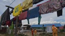 Penyintas Gempa Palu Jalani Tiga Ramadan di Hunian Sementara