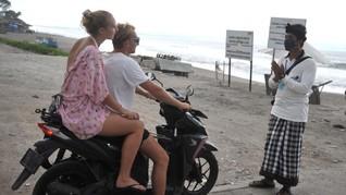 Kunjungan Wisatawan Mancanegara Anjlok 88 Persen pada Juni