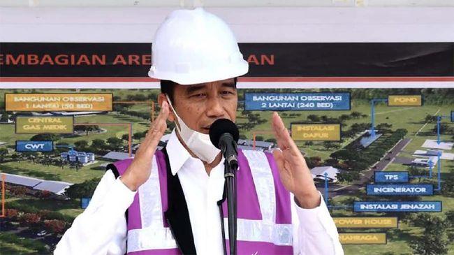 Presiden Jokowi akan memberikan subsidi kepada 2,5 juta warga DKI Jakarta yang terkena dampak dari penyebaran virus corona.