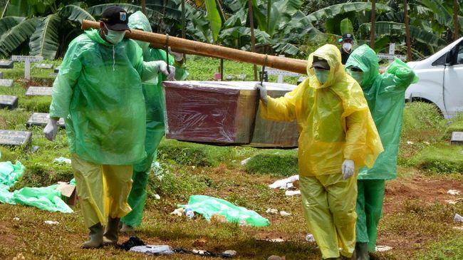 Ketua PBNU Said Aqil Siroj mengingatkan umat Islam harus menghormati setiap jenazah, termasuk jenazah kasus positif virus corona.