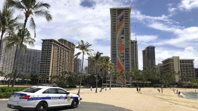 Hawaii menawarkan tes corona pra-perjalanan sebagai alternatif dari aturan karantina 14 hari untuk para pendatang.
