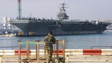 Fakta Kapal Induk AS yang 'Amankan' Laut China Selatan