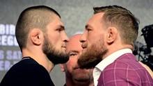 Khabib Ogah Nonton McGregor vs Poirier di UFC 257