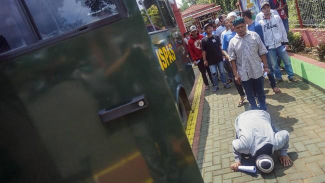 FOTO: Langkah Bebas Narapidana untuk Cegah Corona di Penjara