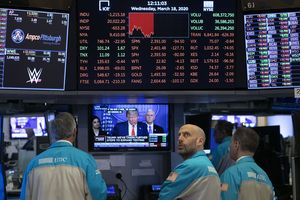 Indeks Bursa AS Kompak Buka Trading Desember dengan Reli 1%
