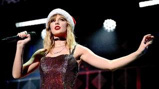 Film Konser Taylor Swift Akan Tersedia di Layanan Streaming