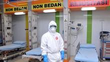 Kapasitas RS Rujukan Covid-19 Kabupaten Bekasi Sisa 10 Persen