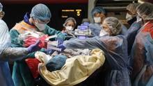 Prancis Catat Rekor Harian Infeksi Corona, 2.524 Kasus