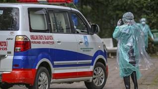Gugus Tugas Sebut Puncak Kasus Corona di Indonesia Tak Merata