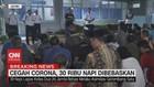 VIDEO: Cegah Corona, 30 Ribu Napi Dibebaskan