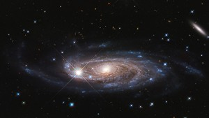 Astronom Temukan Galaksi Cincin Api Kuno yang Langka