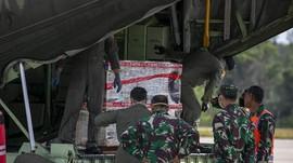 Jokowi Kerahkan TNI Antar 2 Juta Paket Obat ke Pasien Covid