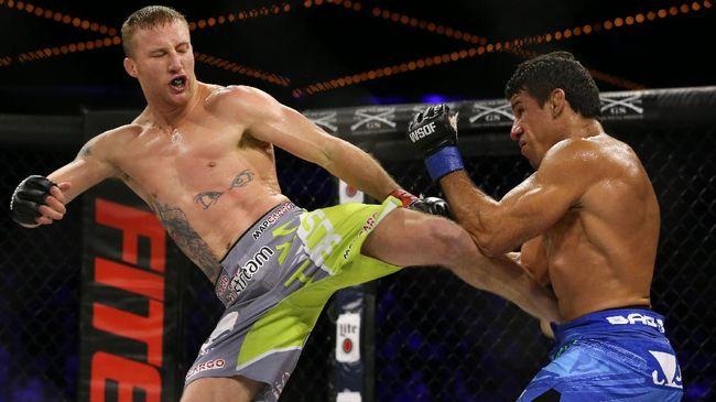 UFC memilih Justin Gaethje sebagai pengganti Khabib Nurmagomedov di UFC 249 untuk menghadapi Tony Ferguson.