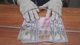 Ketegangan AS-China Tekan Rupiah ke Rp14.755 per Dolar AS