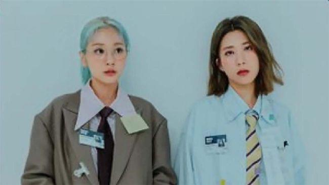 Ahn Ji-young dalam suratnya mengaku kaget dan tak bisa menerima ketika pertama kali mendengar keinginan Woo Ji-yoon untuk pergi dari Bolbbalgan4 (BOL4).