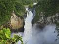 Misterius, Air Terjun Tertinggi di Ekuador Lenyap