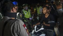 Polisi Pastikan Terapkan Jam Malam saat PSBB Surabaya Raya