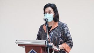 Sri Mulyani Minta Pasar Ekspor Produk Halal Dipertahankan