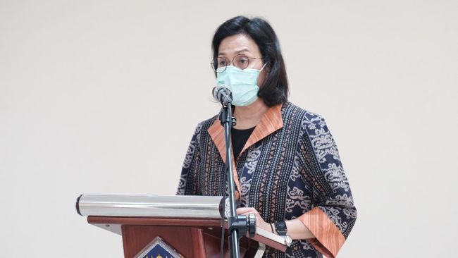 Menkeu Sri Mulyani menaikkan target penyaluran bantuan presiden atau BLT UMKM menjadi 15 juta, dari sebelumnya 12 juta.