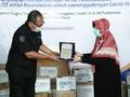 Transmedia-CT ARSA Salurkan Donasi untuk Penanganan Covid-19