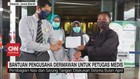 VIDEO: Bantuan Pengusaha Dermawan Untuk Petugas Medis
