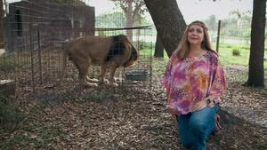 Polisi: Wasiat Mantan Suami Carole Baskin 'Tiger King' Palsu