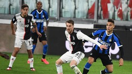 Jadwal Siaran Langsung Liga Italia: Inter vs Juventus