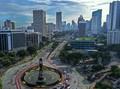 BMKG Ungkap Kualitas Udara Jakarta Selama PSBB Corona