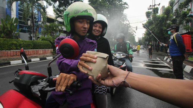 Melawan Pandemi Corona di Pinggir Jakarta