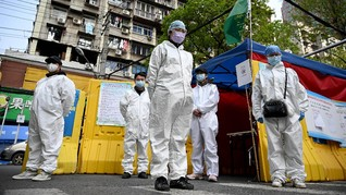 AS Tuduh China Berkonspirasi dengan Rusia Soal Virus Corona