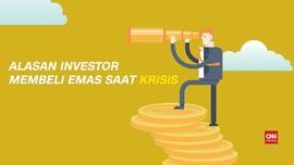 VIDEO: Alasan Investor Membeli Emas Saat Krisis