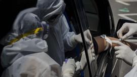 Penambahan Kasus Positif di Jabar Terbanyak Selama Pandemi