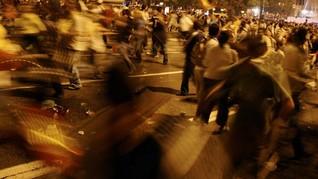 Dua Ormas Bentrok di Depok, Polisi Sebut Terkait Lapak THR