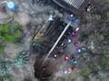 VIDEO: Ledakan Tambang di Kolombia Tewaskan 11 Orang