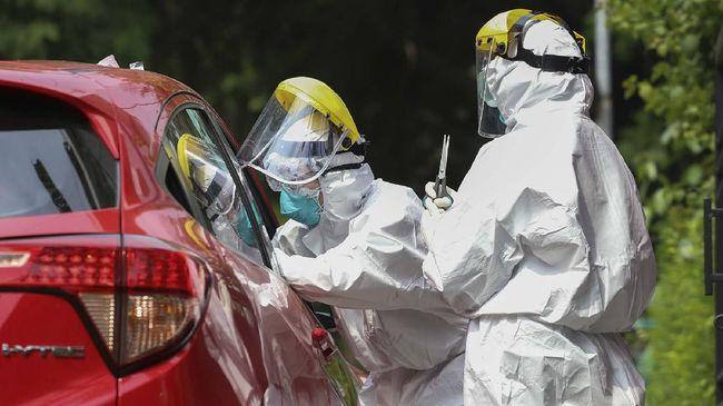 Kasus Covid-19 di Indonesia per Kamis (23/7), mencapai 93.657 orang, dengan 52.164 kasus di antaranya dinyatakan sembuh dan 4.576 orang meninggal.