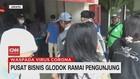 VIDEO: Pusat Bisnis Glodok Ramai Pengunjung