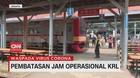 VIDEO: Pembatasan Jam Operasional KRL