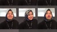 <p>Salah satu gabungan foto selfie Salsabillih yang diunggah ke Instagram. (Foto: Instagram @salsabillih06)</p>
