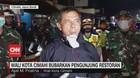 VIDEO: Wali Kota Cimahi Bubarkan Pengunjung Restoran