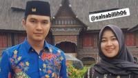 <p>Rencananya, pernikahan Aldi Taher dan Salsabillih akan digelar bulan April 2020 lho, Bun. (Foto: Instagram @alditaher.official)</p>