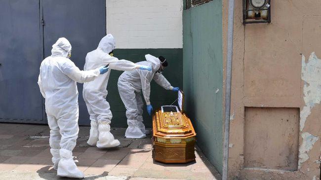 Kementerian Kehakiman Turki melaporkan tiga narapidana meninggal karena terinfeksi virus corona.