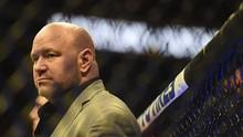 Dana White: Penonton Bebas Tanpa Masker di UFC 261