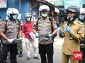 Pemkab Batang Wajibkan ASN Kumpulkan 5 Masker