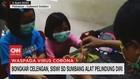 VIDEO: Bongkar Celengan, Siswi SD Sumbang Alat Pelindung Diri
