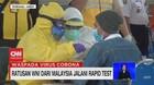 VIDEO: Ratusan WNI Dari Malaysia Jalani Rapid Test