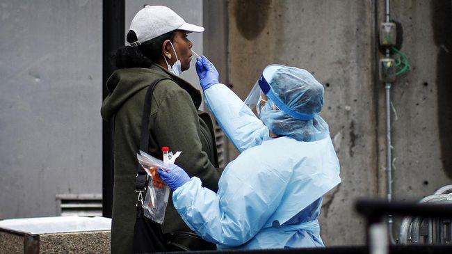 Inggris akan menggulirkan tes swab yang bisa mendeteksi virus corona tau virus musiman dalam waktu 90 menit.
