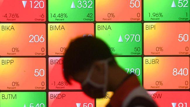 IHSG melemah 0,83 persen ke level 5.058 pada perdagangan Rabu (16/8) sore.