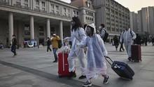 Kota di China Pakai Aplikasi untuk Ranking Kesehatan Warga