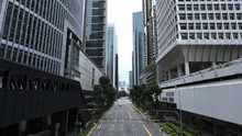 5 Aturan 'Lockdown' yang Wajib Dipatuhi Penduduk Singapura